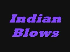 Indian Blows N15