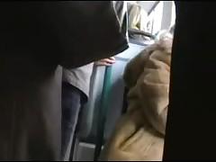 Train -groping-