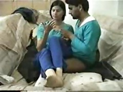 Paki desperate girl fucking with bf