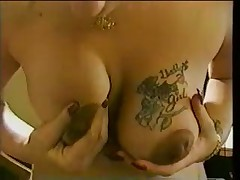 Natural pregnant prelactating nipples,(MrNo).