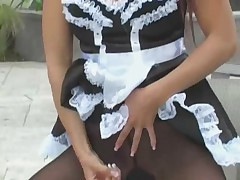 Pantyhose Victoria Peppery