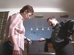 Mature Couple Fucking In Kitchen