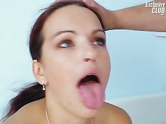 Bridgit gyno pussy proper speculum examination at kinky gyno