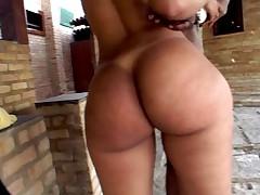 Luana Alves brazilian booty fuck