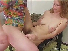 Sheryll hairy action