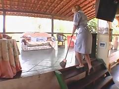 Sabrina Ferrari Brazilian Maid