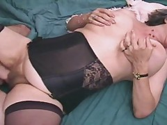 Dildo Granny 70 seniority gets fucked