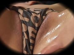 Massage in beach club(Japanese)2