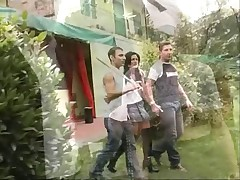 Best gang bang ever ( french )