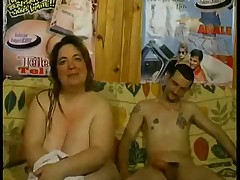 French BBW AnaL Sex